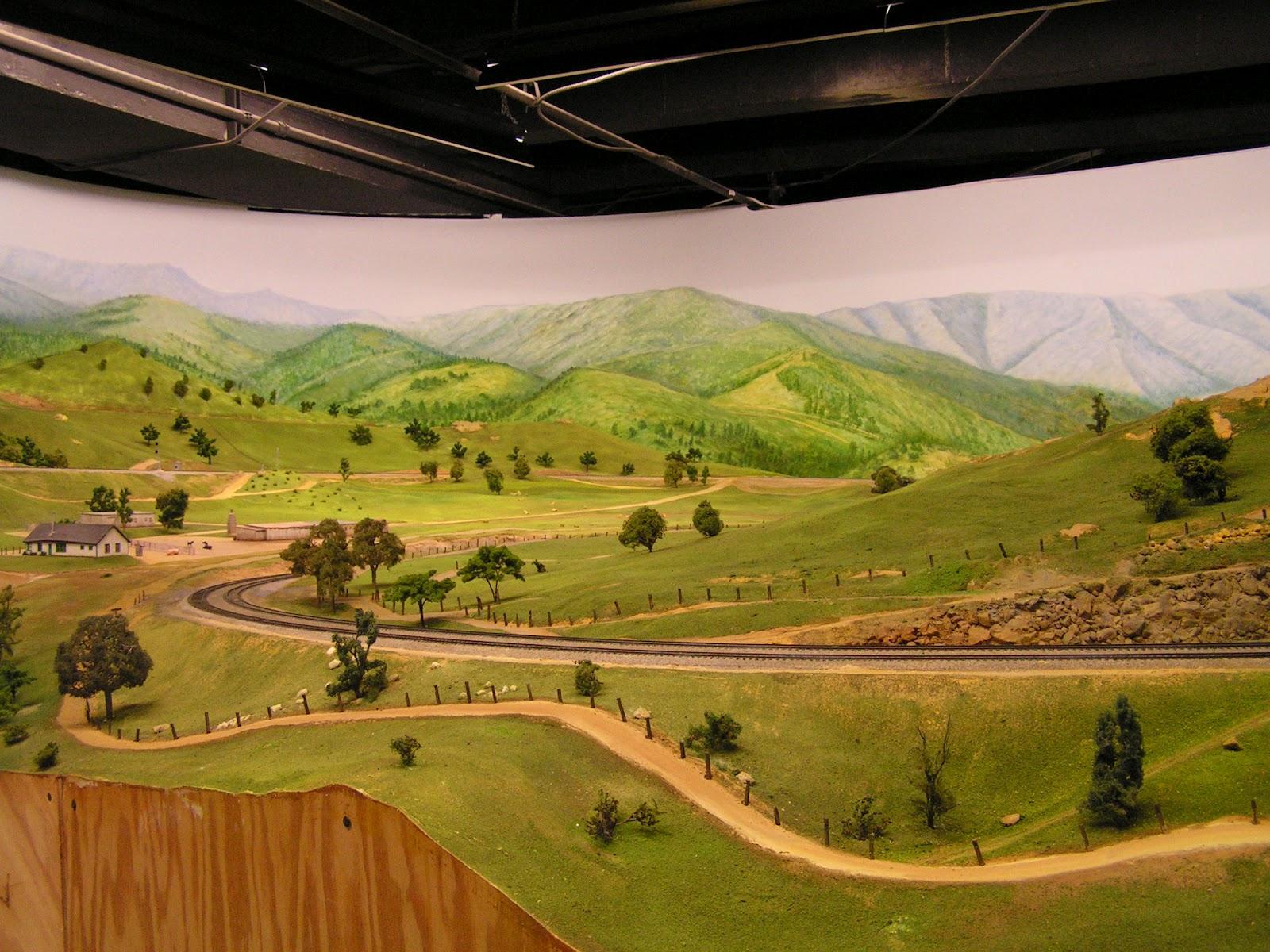 Geared Steam San Diego Model Railroad Museum Again