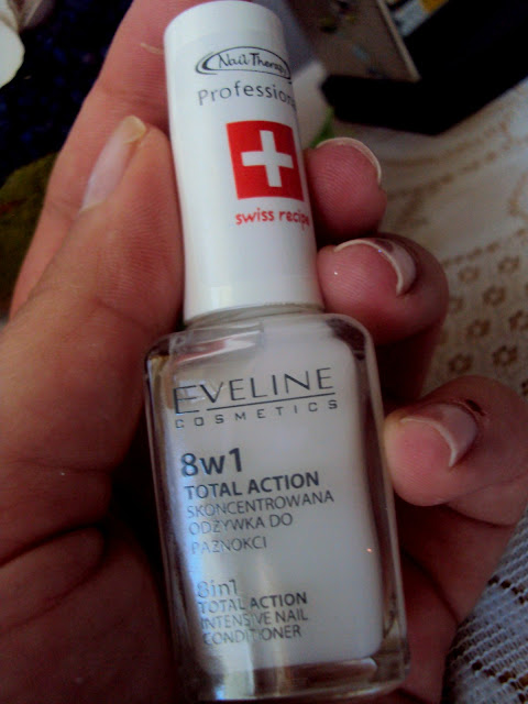 Odżywka 8w1 Eveline