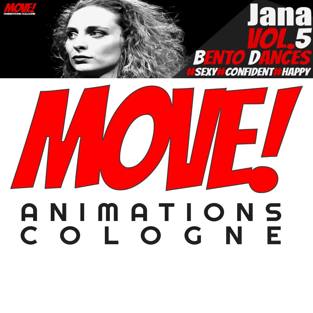 MOVE! Cologne  JANA VOL 5 BENTO