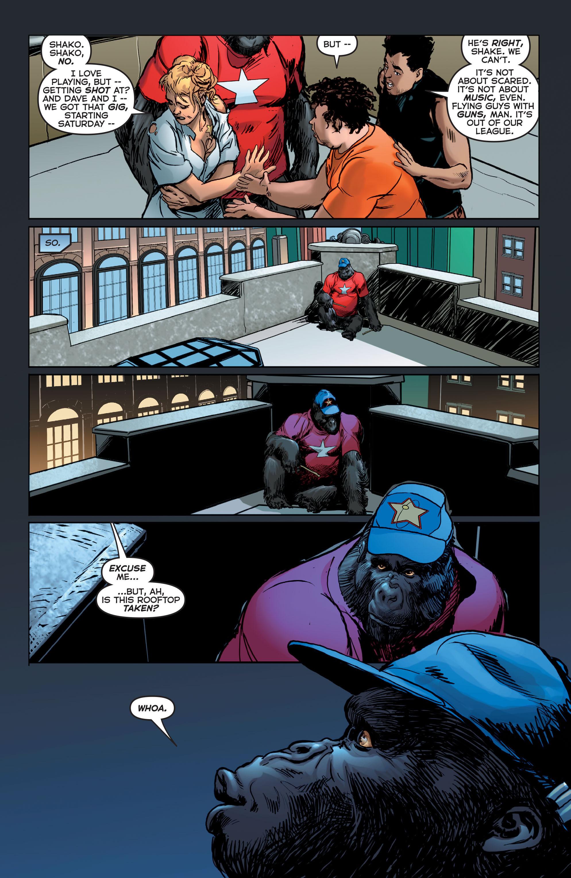 Read online Astro City comic -  Issue #24 - 16