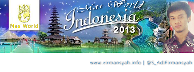 Mas World Indonesia 2013