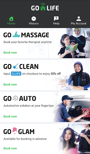 Review Go Massage