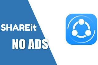 Download SHAREit Mod Apk Tanpa Iklan Terbaru 2019