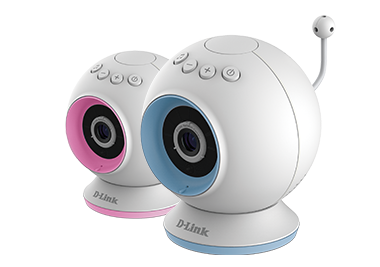 D-Link DCS-825L mydlink Cloud Wireless Baby Camera