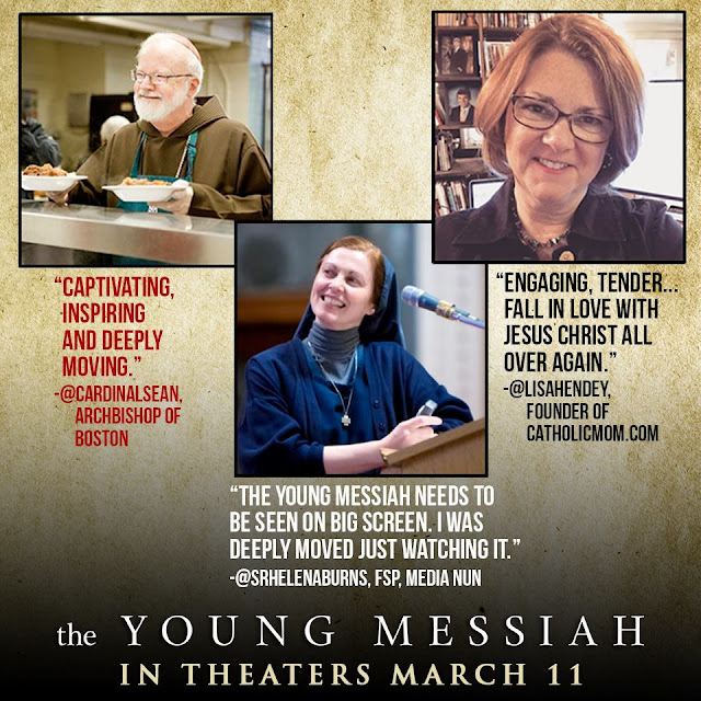 Catholic leaders on the #TheYoungMessiah