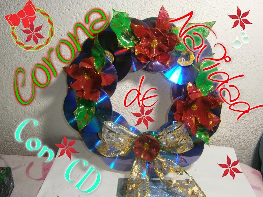 Corona Navidad. KevAri