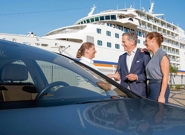 Kreuzfahrterlebnis MS EUROPA (C) Hapag-Lloyd Cruises
