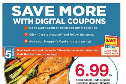 Ralphs Weekly Ad Preview July 24 - 30, 2019