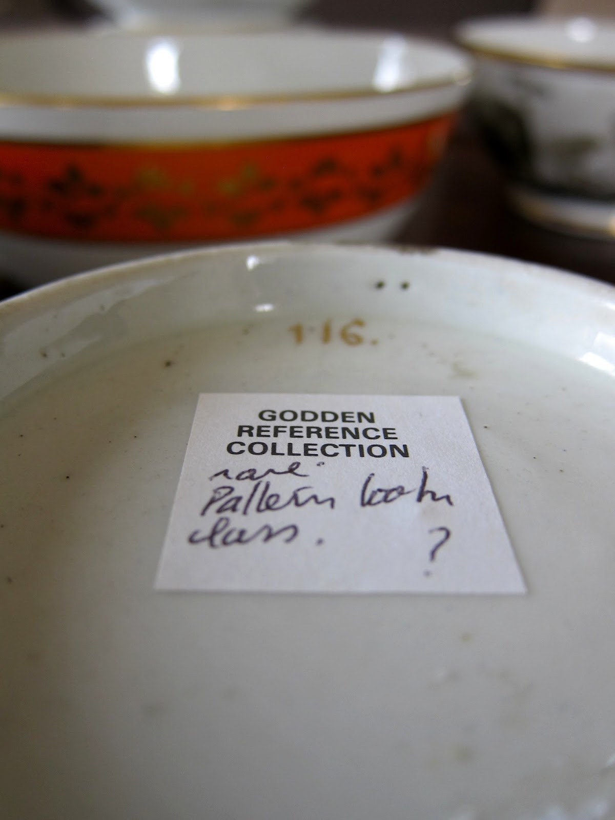 Chronica domus arcane dining oddities the slop bowl for Domus book collection