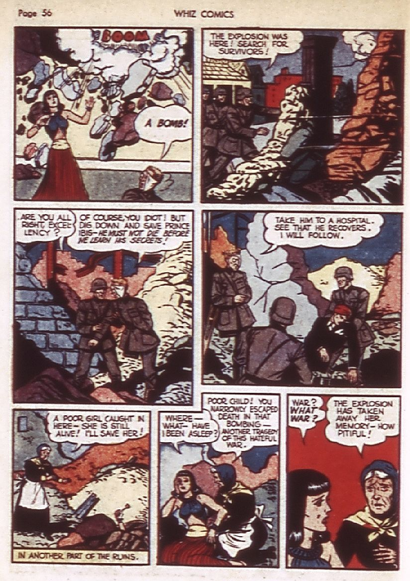 WHIZ Comics issue 22 - Page 58