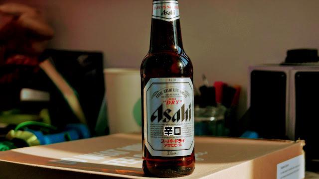 Bere Japoneză Asahi Super Dry