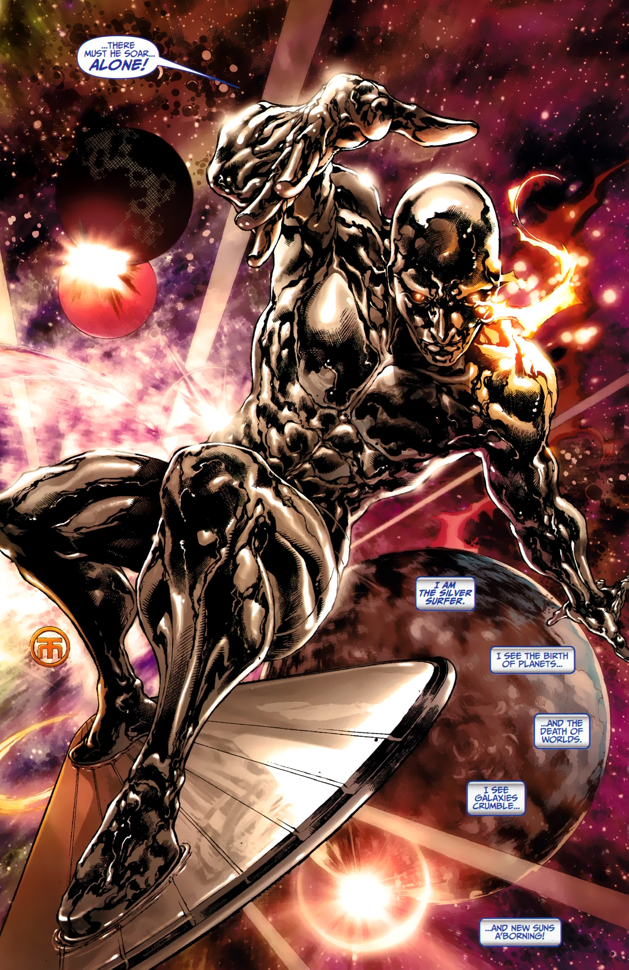 Read online Silver Surfer (2011) comic -  Issue #2 - 5