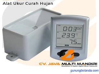 Hektometer Alat Untuk Mengukur Curah Hujan