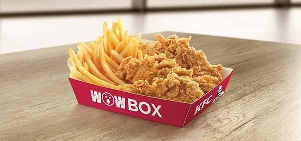Wow Box KFC