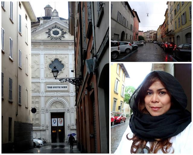 Parma scenes