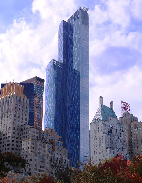One 57 building, New York
