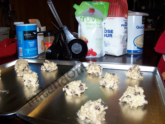 Baking with Truvia