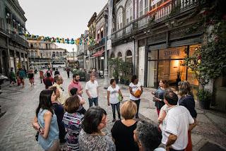 TOUR LAVRADIO IMPERIAL: Centro do Rio revive época do Império em passeio sensorial
