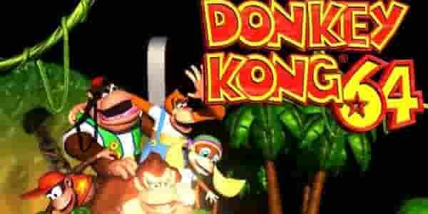 descarga juego de Donkey Kong 64 en Español Nintendo 64 haciendo clic aqui