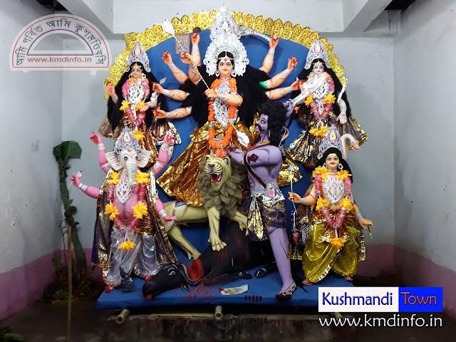 বুড়িমা তলা সার্বজনীন দুর্গা পূজা (হাটখোলা)