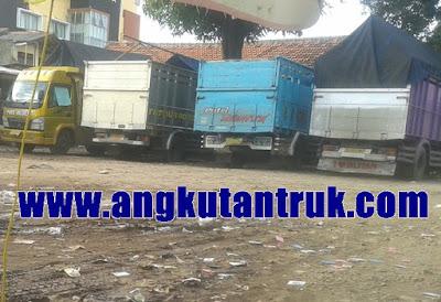 Angkutan Truk di Bekasi