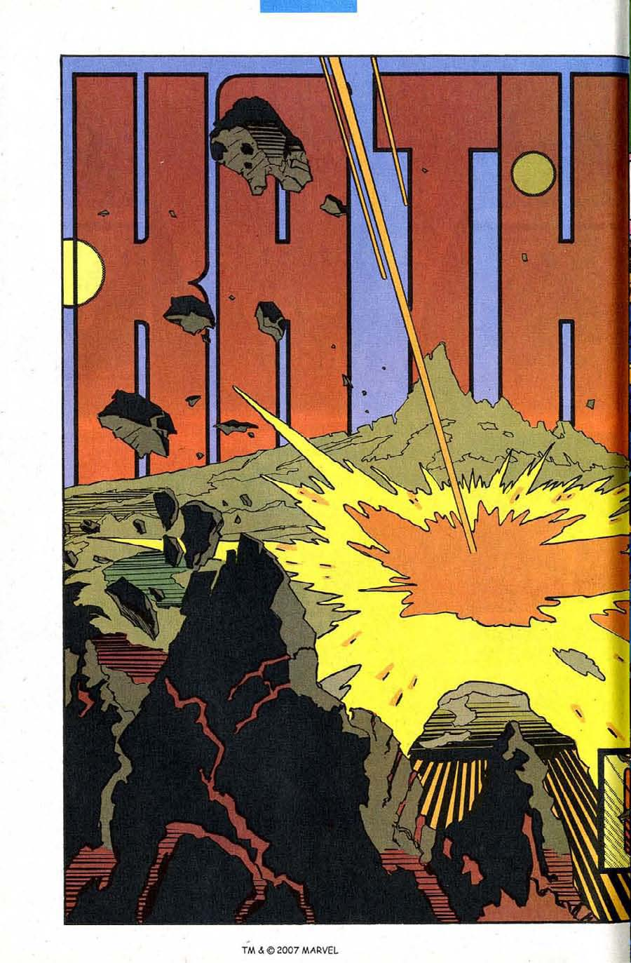 Read online Silver Surfer (1987) comic -  Issue #84 - 8