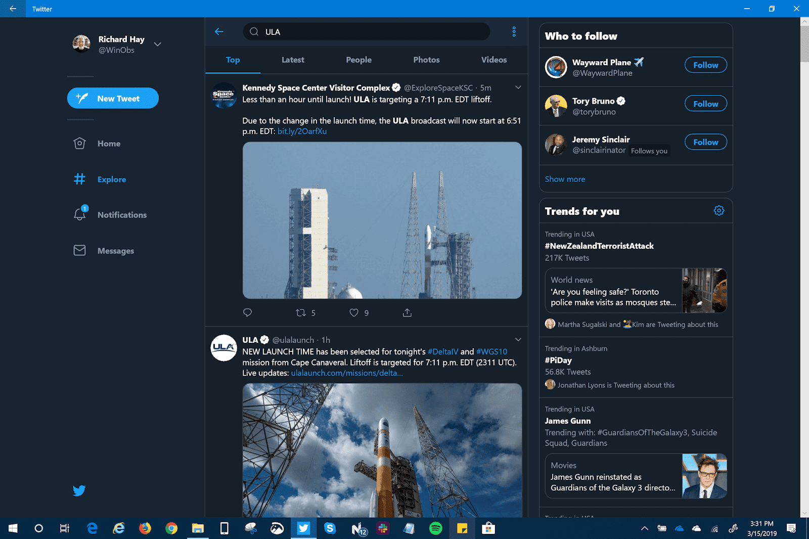 Twitter-ridisegna-PWA-Windows-10