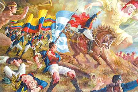 Brayan S The Battle Of Pichincha The Battle Of Pichincha