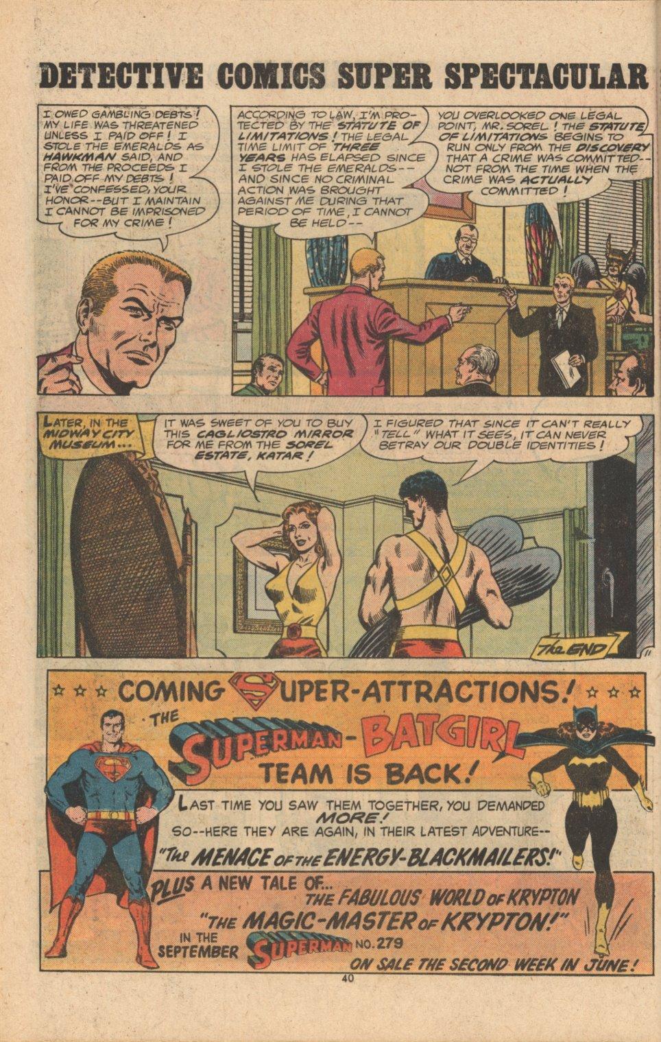 Detective Comics (1937) 442 Page 39