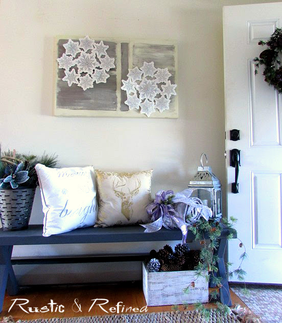 Decorating on a budget for the holidays