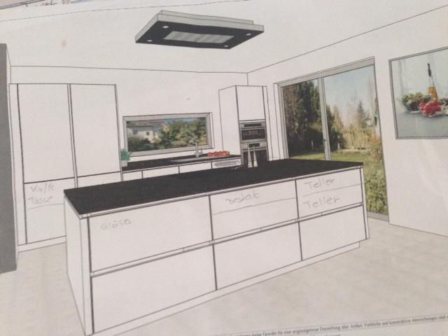unser okal haus finale k che. Black Bedroom Furniture Sets. Home Design Ideas