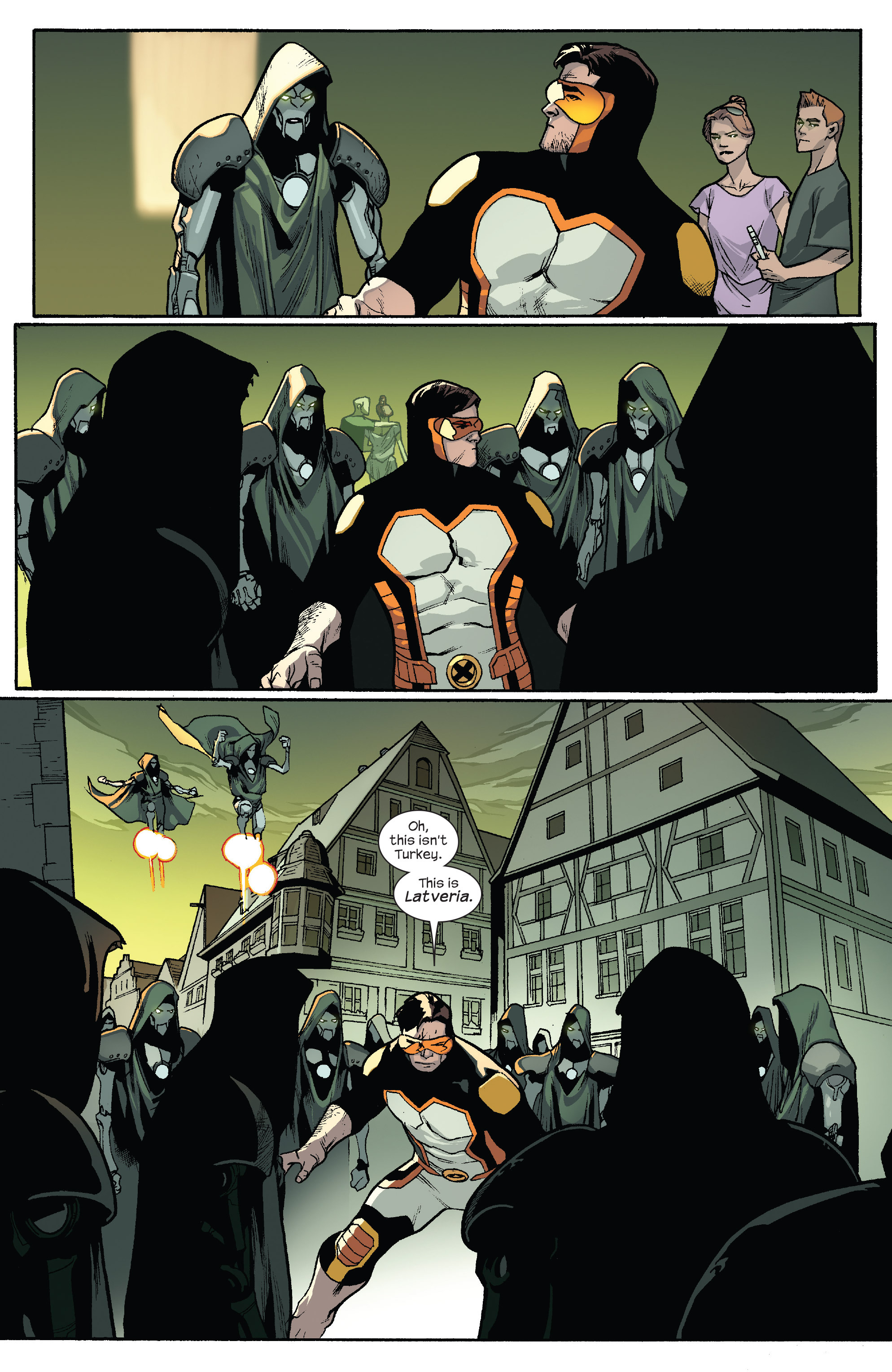 Read online All-New X-Men (2013) comic -  Issue #32 - 17