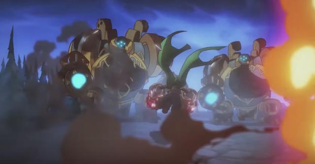 Battle Chasers: Nightwar anunciado para Nintendo Switch
