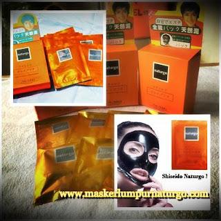 beli masker lumpur naturgo yang asli dimana