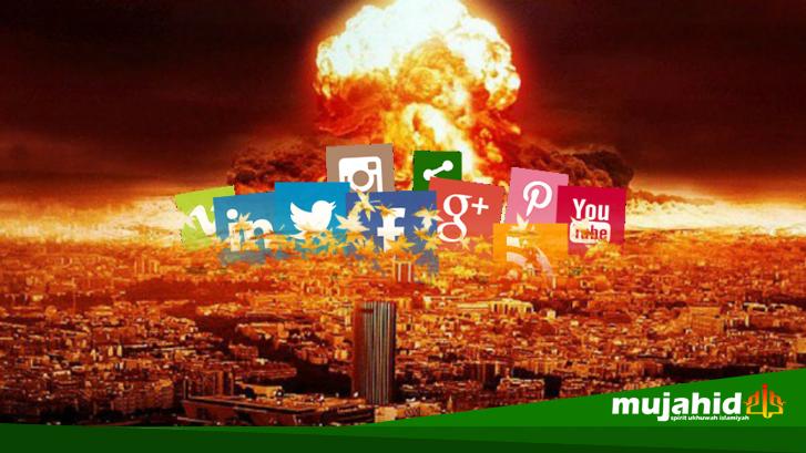kiamat sosmed (sosial media)