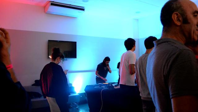 Awwz pinchando en el DesignRoom x Resa Bilbao 2016