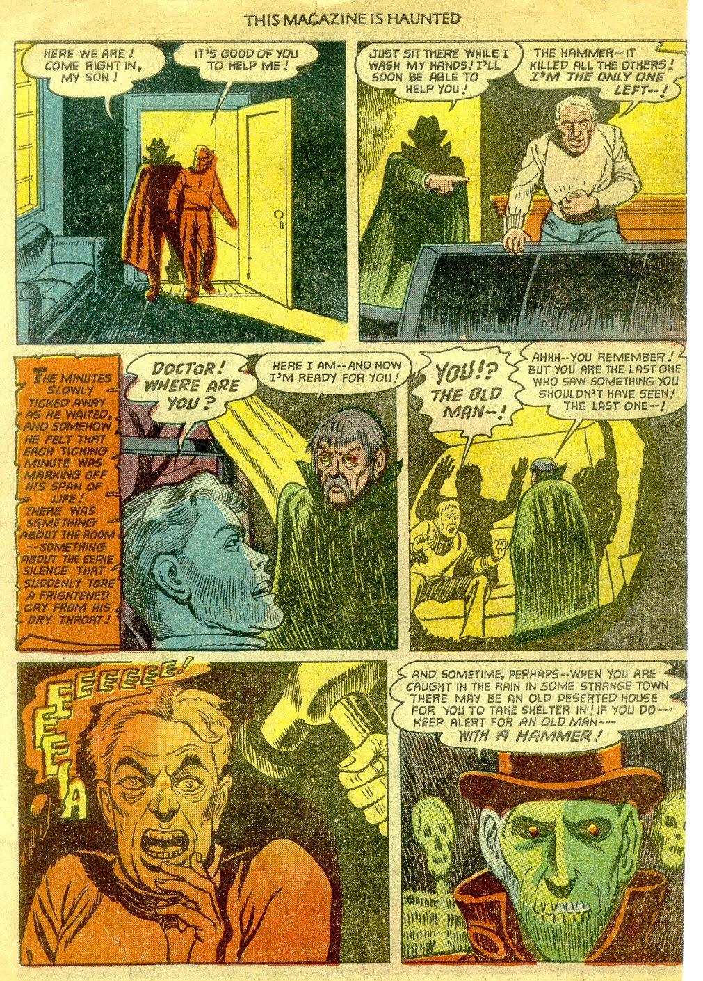 Read online This Magazine Is Haunted comic -  Issue #5 - 33