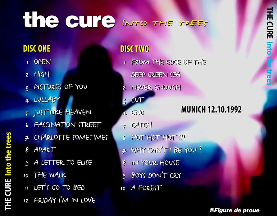 the cure a letter to elise fishoutofwater the cure into the trees 4845