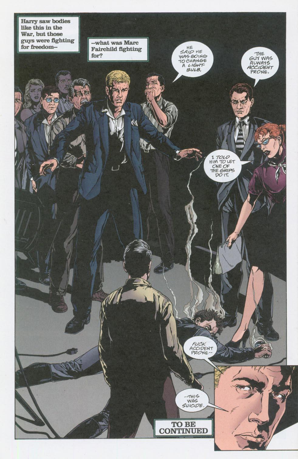 Read online American Century comic -  Issue #6 - 22