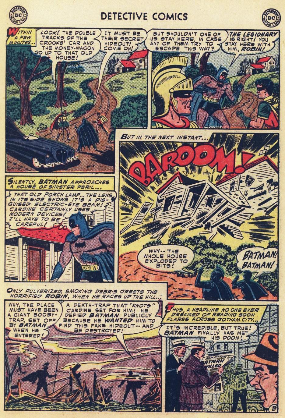 Read online Batman: The Black Casebook comic -  Issue # TPB - 38
