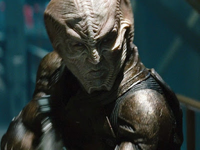 Joe Taslim Sebagai Manas Dalam Film 'Star Trek Beyond'