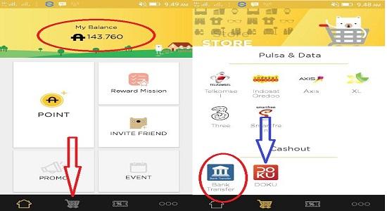 Doku : Cara Mendapatkan Saldo Doku Gratis dari Aplikasi Pang KOINKU Terbaru 2017 !