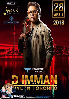 DImmanLiveInToronto2018 upcming live show