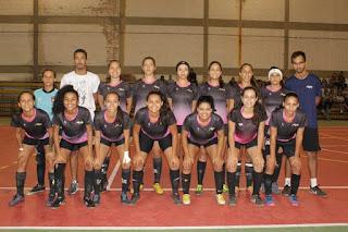 Campeonato Fabricianense de Futsal Feminino