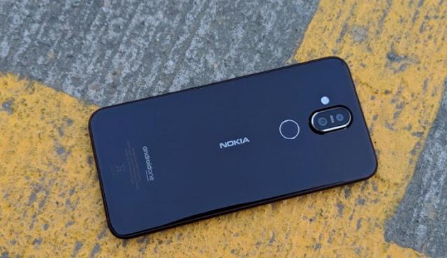 سعر ومواصفات هاتف Nokia 8.1