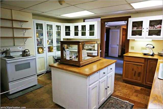 Cocina del Castillo Hammond, Gloucester