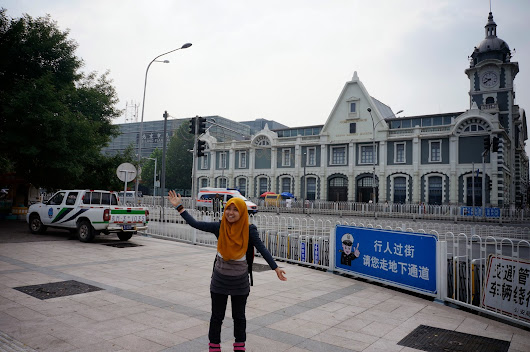 cik NurSha's story...: First day in Beijing