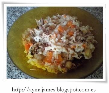 Arroz - cocido