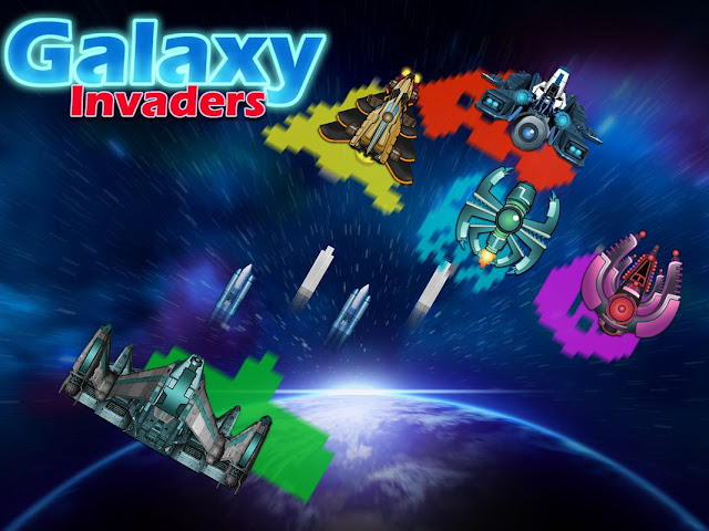 GALAXY INVADERS Cover Photo