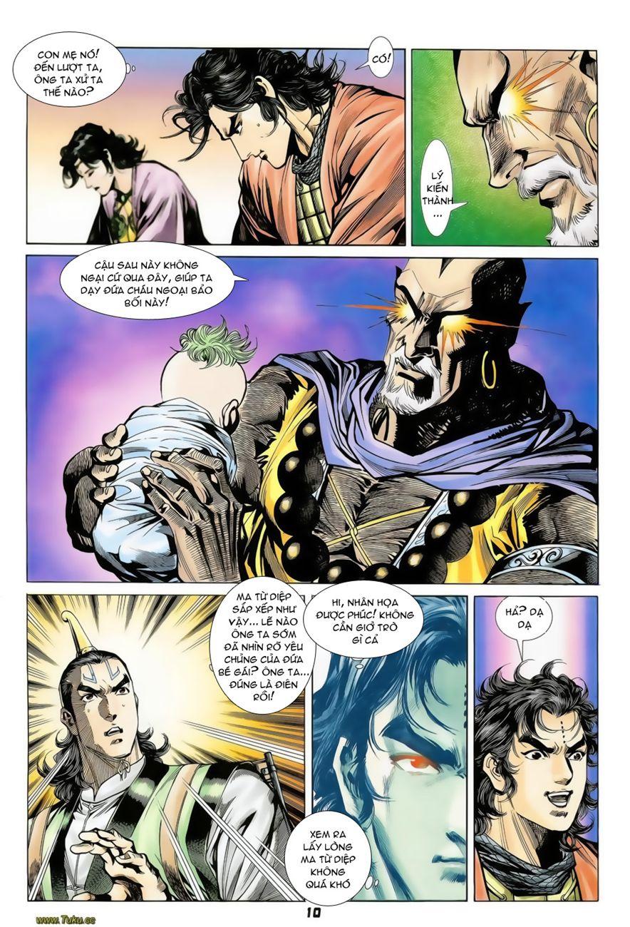 Đại Đường Uy Long chapter 73 trang 10